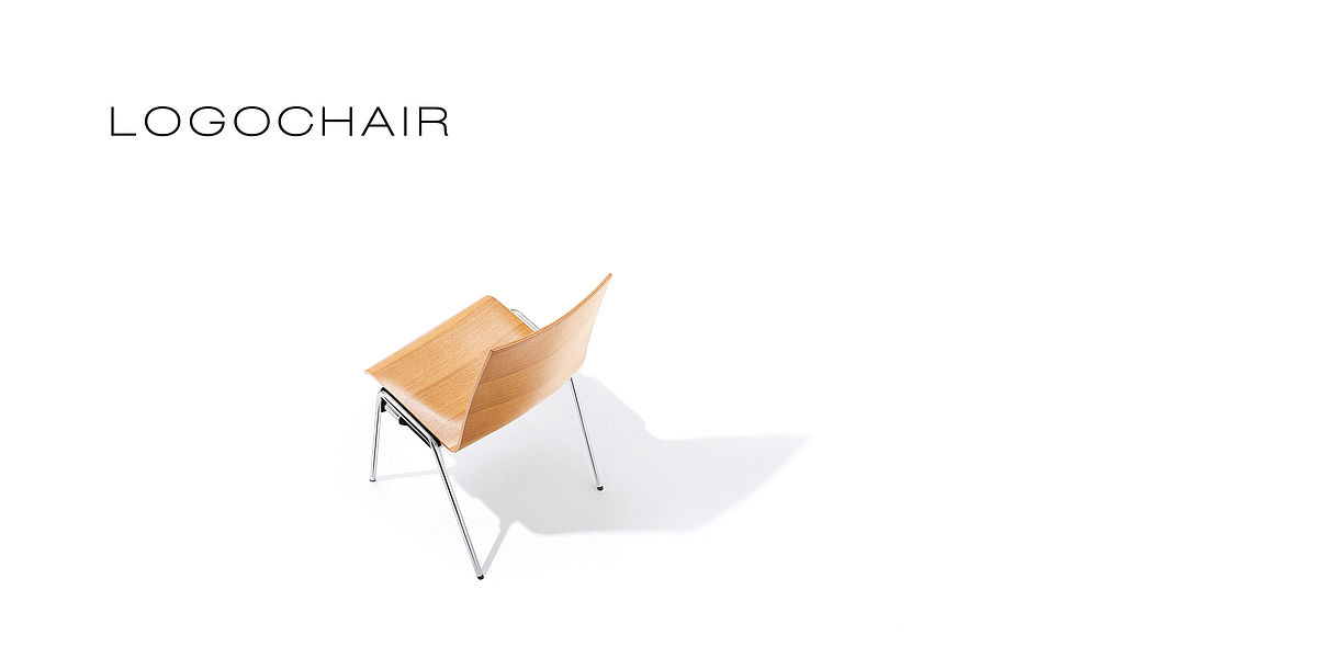 logochair | Design: Charles Polin