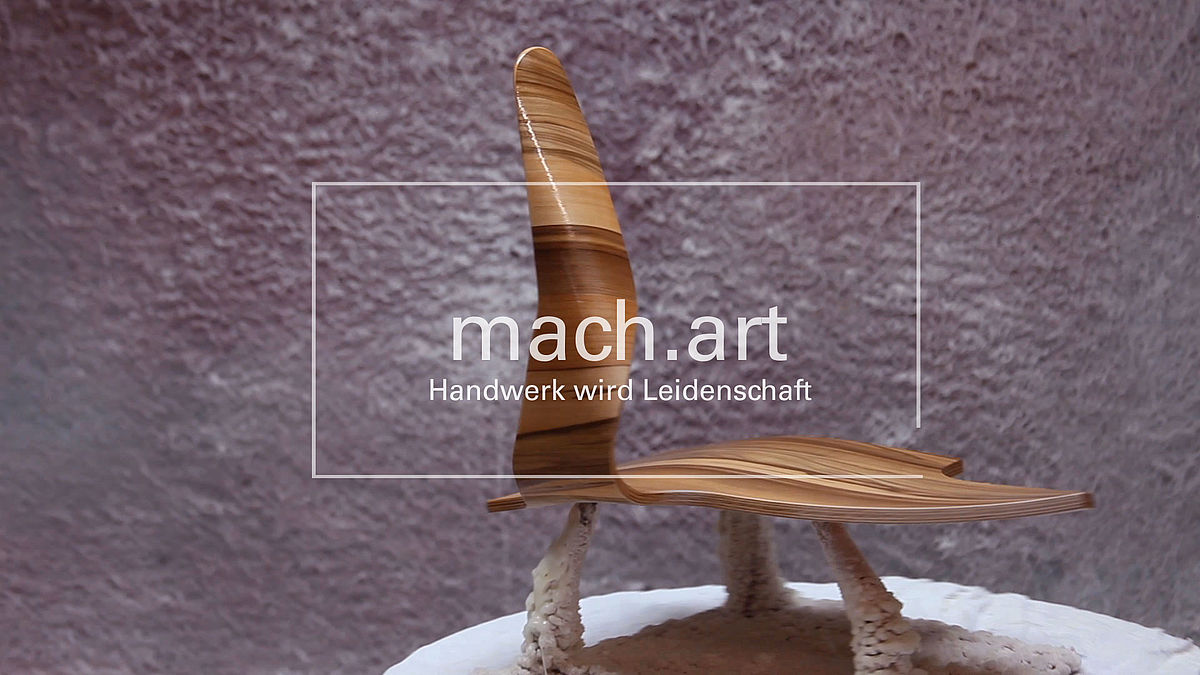 mach.art - image film of SCHNEEWEISS interior