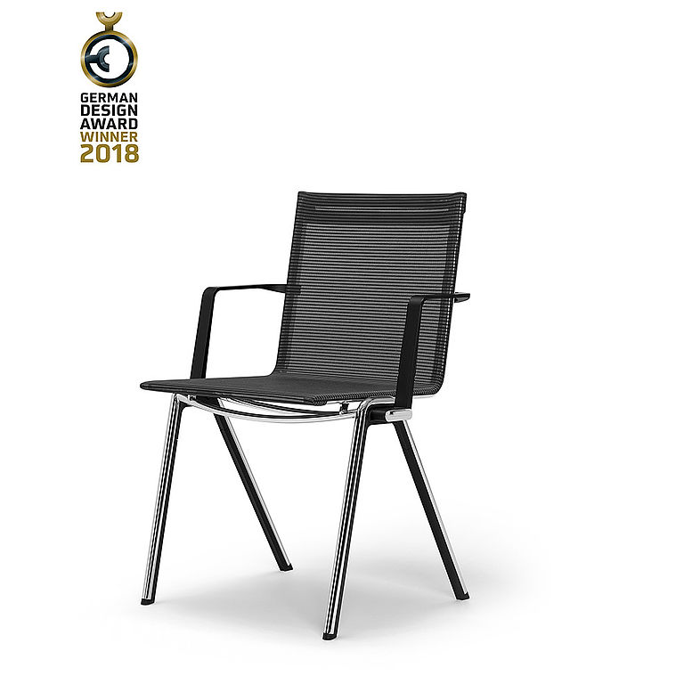 German Design Award 2018 | BLAQ chair