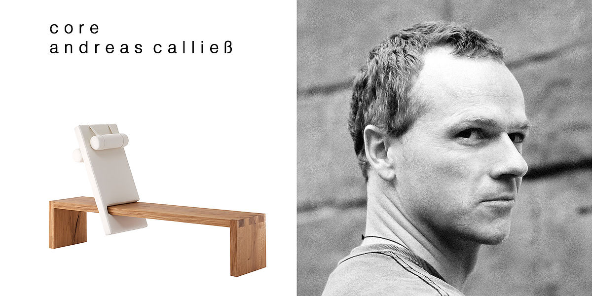 Andreas Calließ | core bench