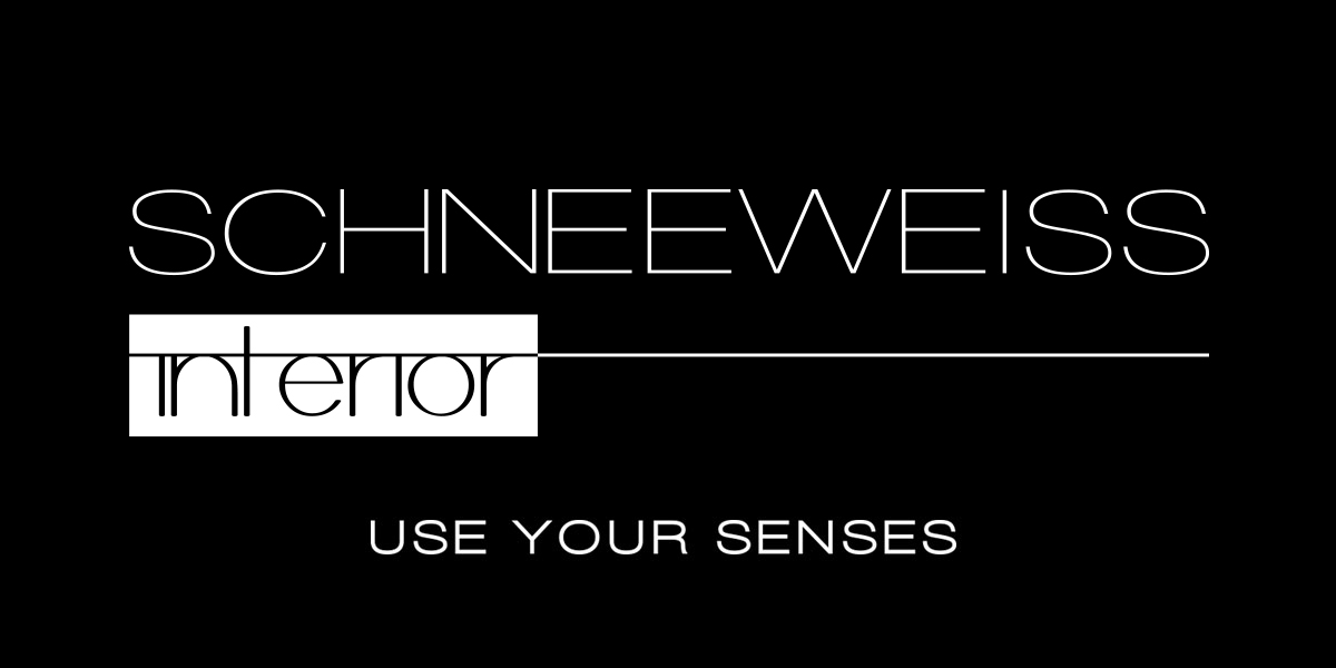 SCHNEEWEISS | USE YOUR SENSES